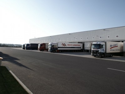 Logistikzentrum Wackler